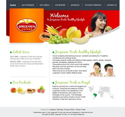 Site Jorgensen Foods